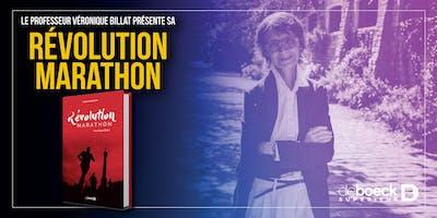 Conférence Révolution Marathon - Véronique Bi