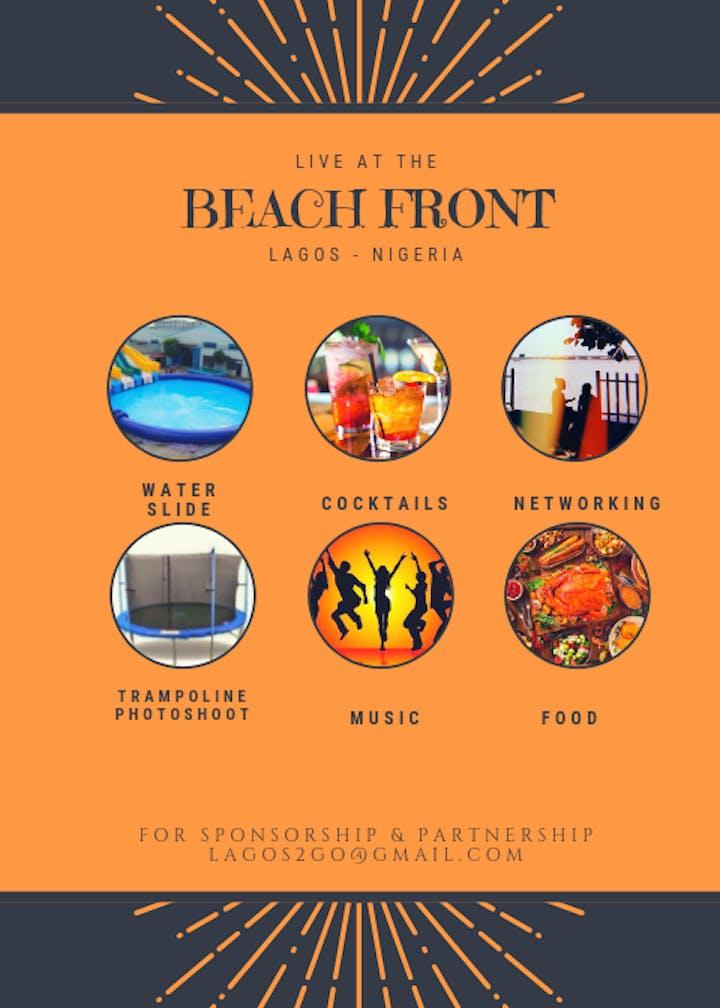 Lagos 2 Go Beach Picnic Tickets, Sun, Dec 23, 2018 at 11:00