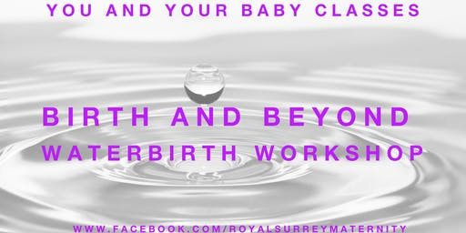 Waterbirth Workshop for Parents