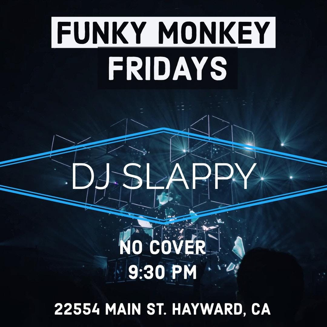 Freaky Friday Party at Funky Monkey with DJ S