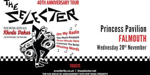 The Selecter - 40th Anniversary Tour + DJ Rhoda Dakar (Princess Pavilion, Falmouth)