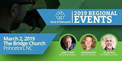 Healthy Leader, Healthy Church: NC Regional Event