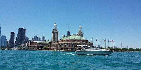 Basic Powerboat Cruising tickets