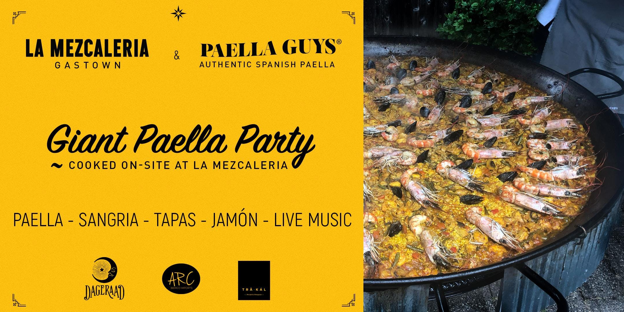 Giant Paella Party