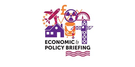 CIC Economic and Policy Briefing - 12 November 2019 tickets