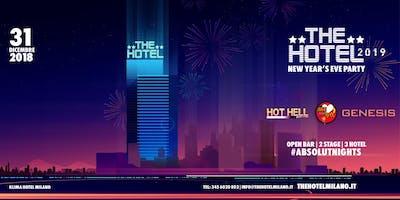 THE HOTEL 2019 - Prenota il tuo tavolo