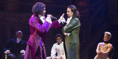 Hamilton: A Remix of History and Show Biz