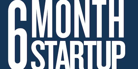 6 Month Startup - Seattle Month Two - Customer Development and Co-Founders tickets