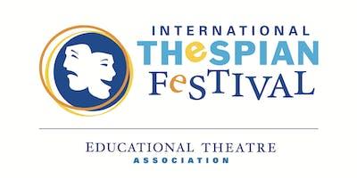 INTERNATIONAL THESPIAN FESTIVAL - UNL AIRPORT SHUTTLE