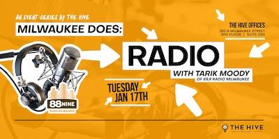 Milwaukee Does: Radio