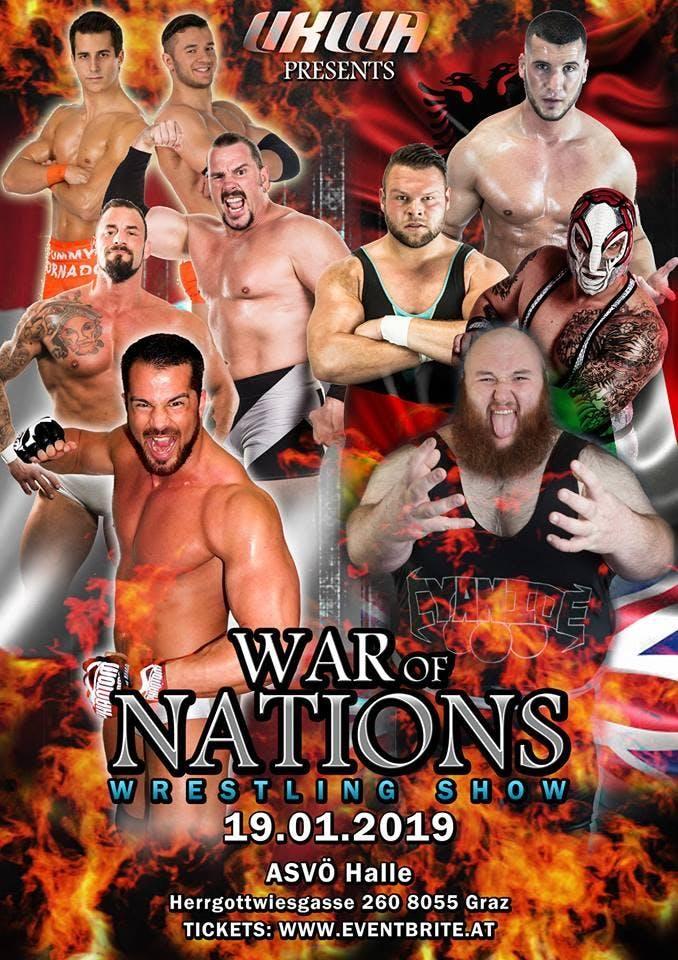 UKWA War of Nations