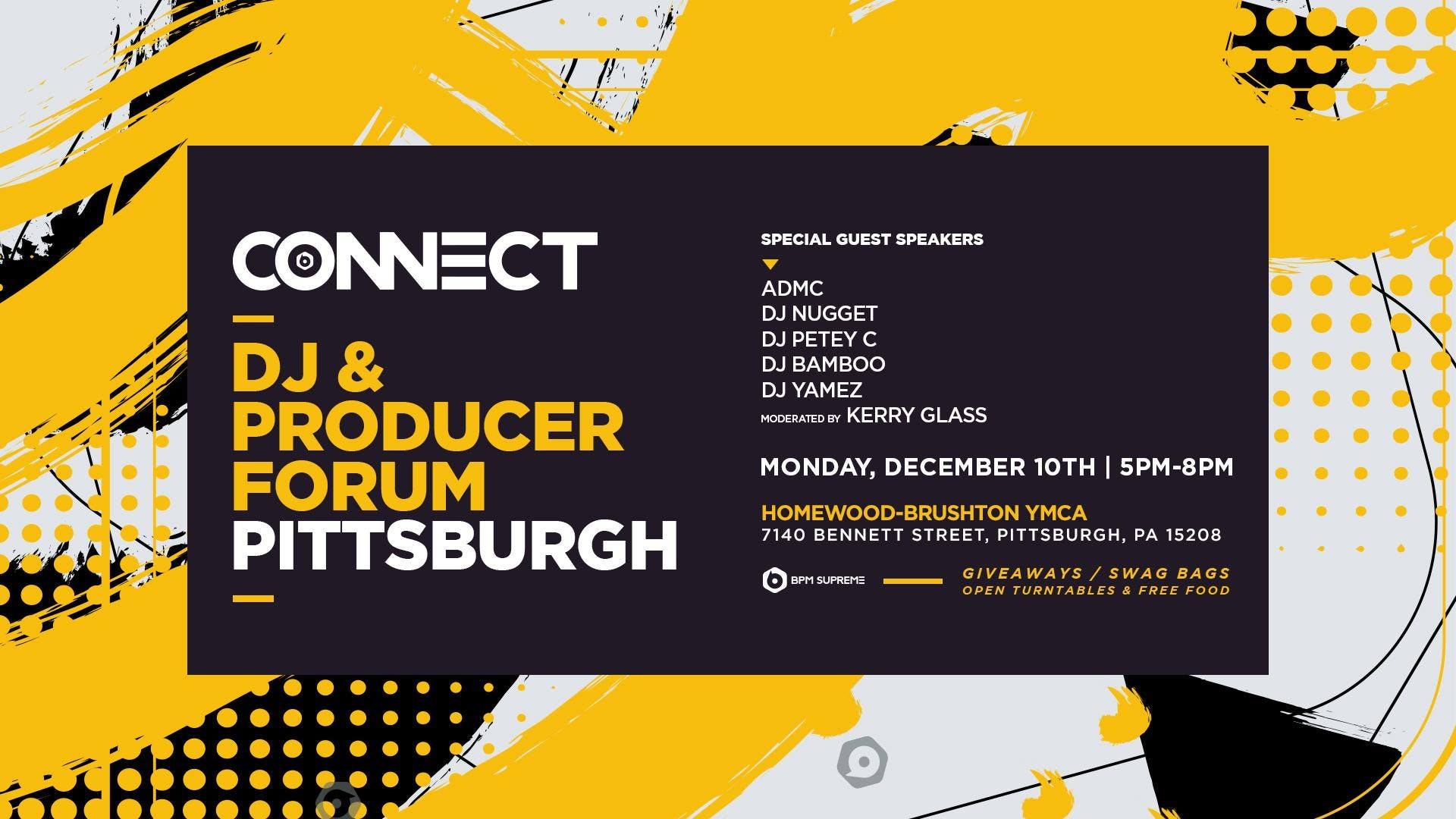 CONNECT: Pittsburgh