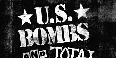 U.S. Bombs / Total Chaos @ Holy Diver