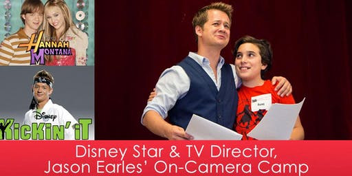 Disney Star & TV Director, Jason Earles' On-Camera Camp