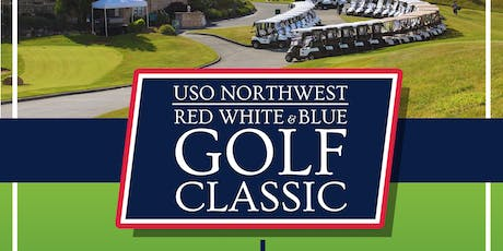 WAITLIST - Military Attendees - 2019 Red, White, & Blue Golf Classic tickets