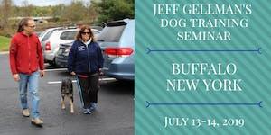 Buffalo, NY - Jeff Gellman Seminars - 2 Day Dog...