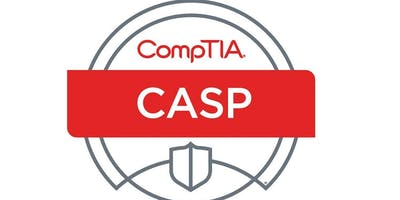 CompTIA Advanced Security Practitioner (CASP) Certification Training, includes Exam Voucher - Evenings