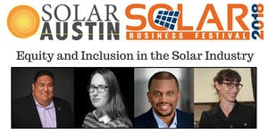 Austin Happy Hour: Equity and Inclusion in the Solar...