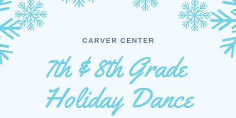 7th & 8th Grade Holiday Dance tickets