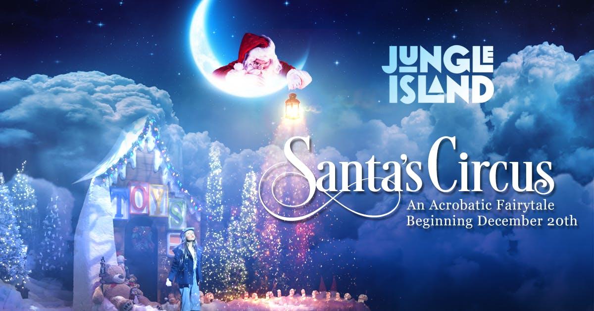 Santas Circus - 1230  300pm