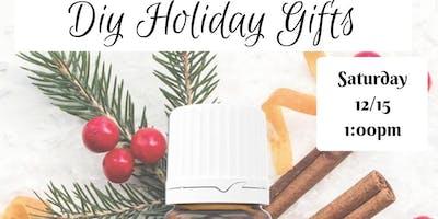 DIY Holiday Gift Make & Take