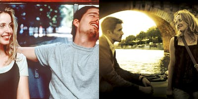 35mm BEFORE SUNRISE/BEFORE SUNSET Romance Double Feature at the Vista, Los Feliz