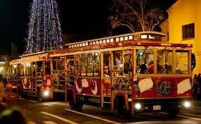 sbSNAP: Trolley Tour of Lights - Polar Expres