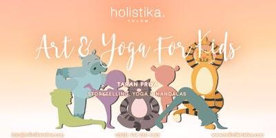 Art & Yoga for Kids