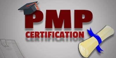 PMP Certification Training in Grande Prairie, AB