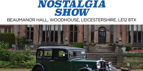 Nostalgia Show tickets