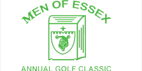 The 59th ANNUAL MEN OF ESSEX GOLF CLASSIC tickets
