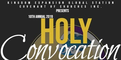 2019 KEGS HOLY CONVOCATION