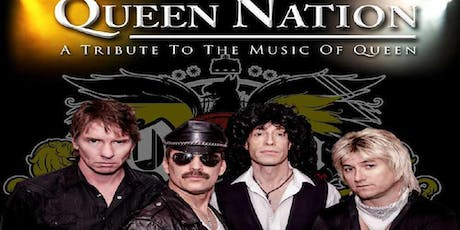 Queen Tribute by Queen Nation tickets