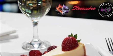 Cheesecake and Wine tickets