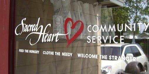 Job Fair at Sacred Hearts 8-1-19