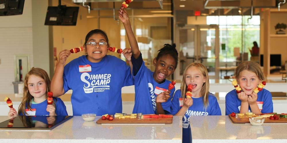 Simmer Camp 2019: Flavors of the World - Japan, Italy, Australia (AM)