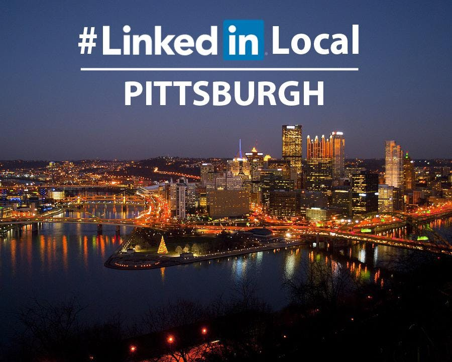 LinkedIn Local Pittsburgh - Connecting Humans