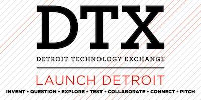 DTX Launch Detroit 2019 February Info Session