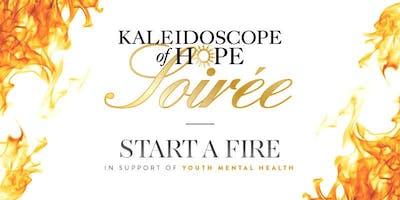 Kaleidoscope of Hope Soiree START A FIRE