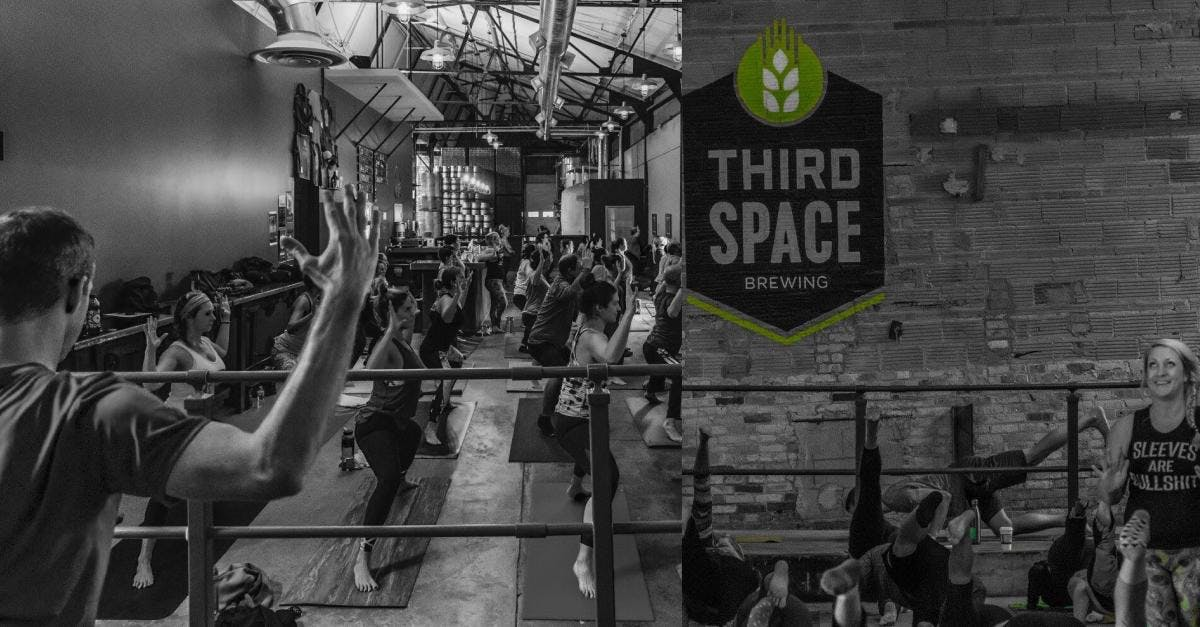 Yoga in your Third Space - Jan 2019
