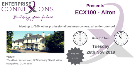 ECX100 - Alton tickets