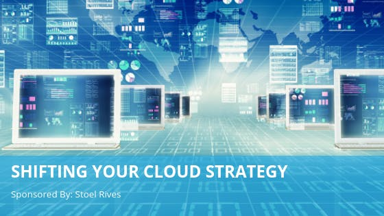 Shifting Your Cloud Strategy