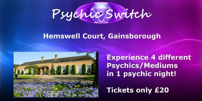 Psychic Switch - Gainsborough