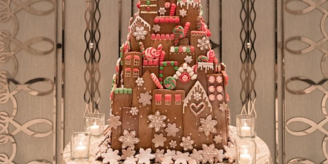 Gingerbread House Decorating Class with Waldorf Astoria Chicago Pastry Chef tickets