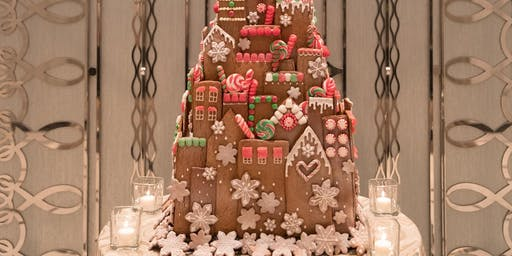 Gingerbread House Decorating Class with Waldorf Astoria Chicago Pastry Chef