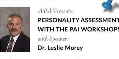 Personality Assessment with the PAI Workshops