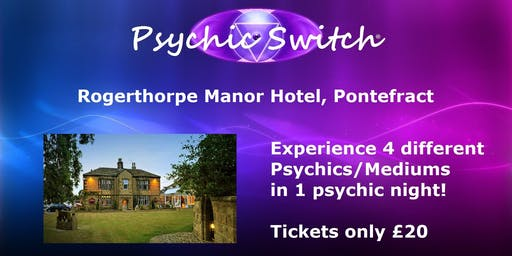 Psychic Switch - Pontefract