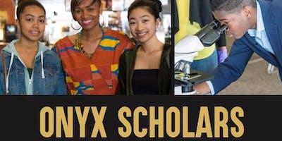 Onyx Scholars Interest Meeting