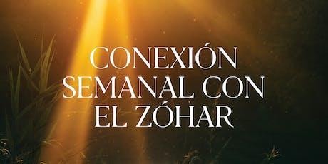 Conexión Semanal con el Zóhar para 2019 - DORAL tickets