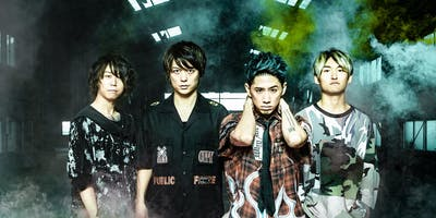 ONE OK ROCK – Eye of the Storm North America Tour 2019